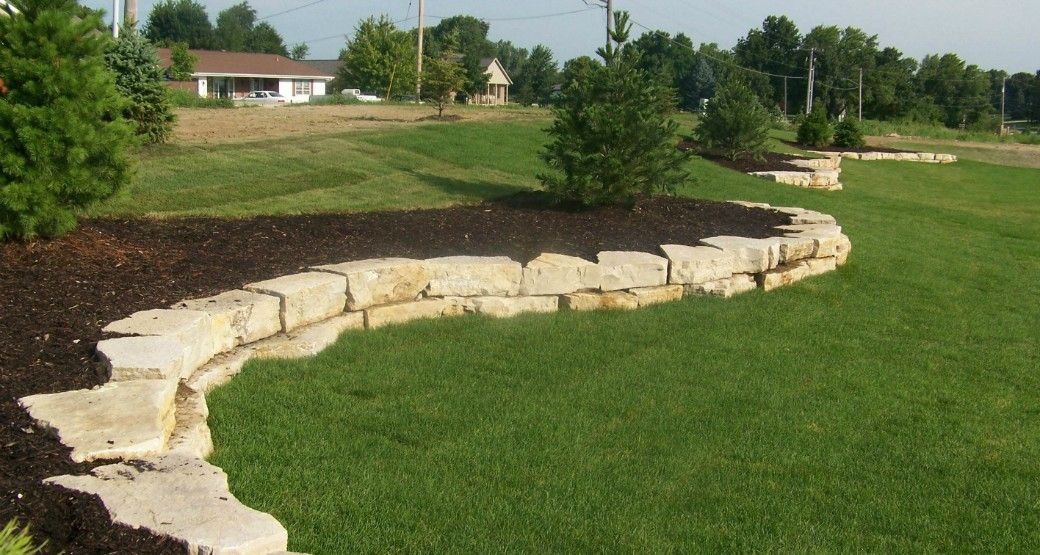 Outcropping Wall Landscaping On A Hill Diy Landscaping Landscaping With Rocks
