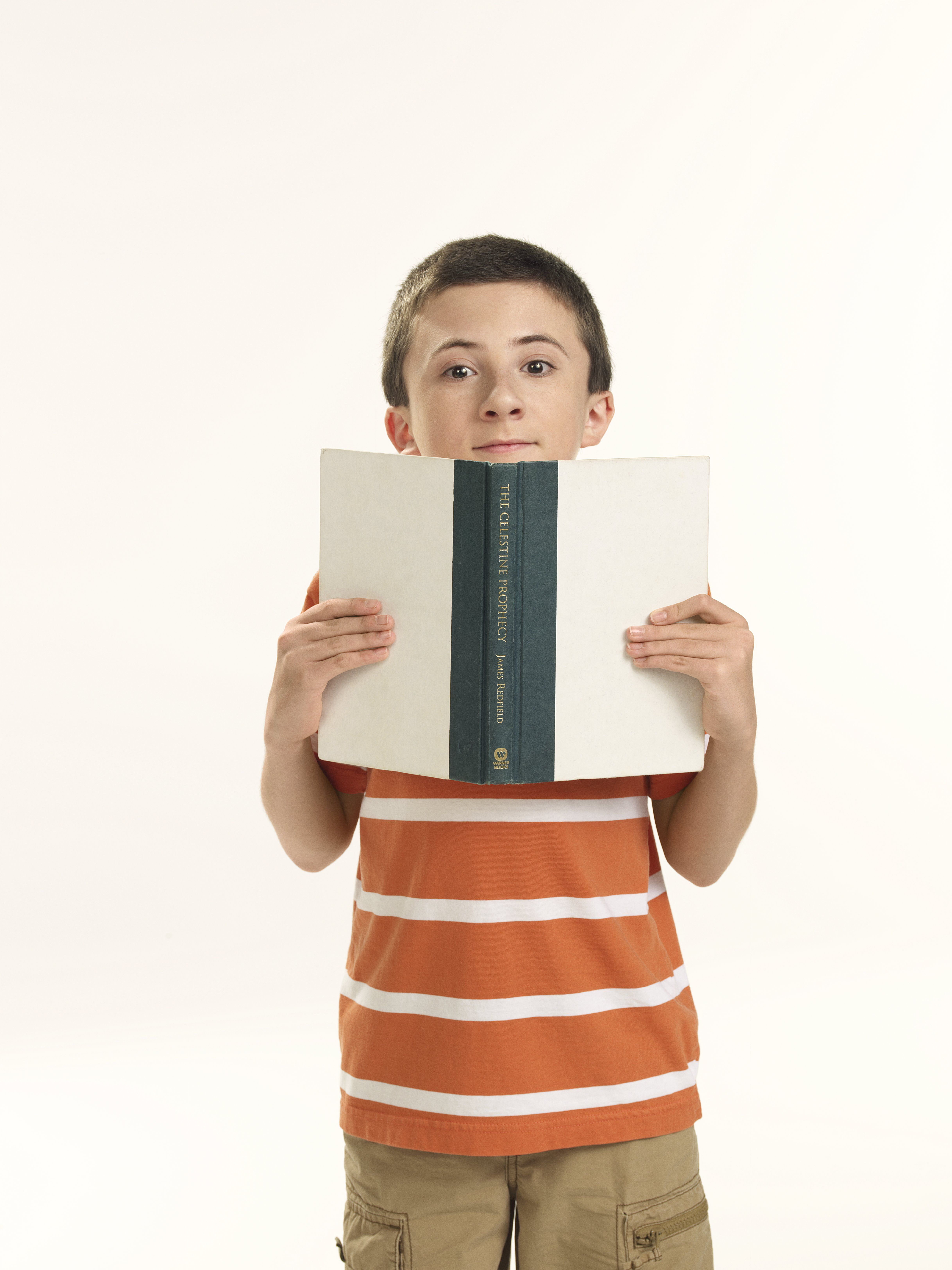 The Most Well Read Character In Pop Culture Right Now Brick Middle ABC