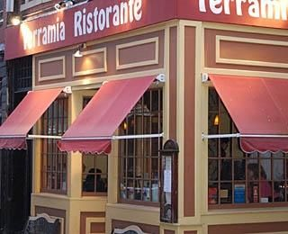 My Favorite Italian Restaurant Terramia In Bostons North End