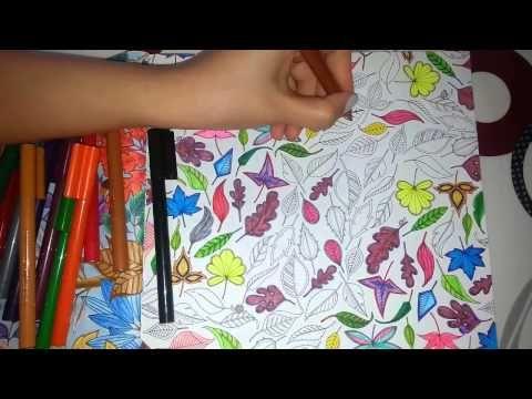 Secret Garden Coloring Book Page 6