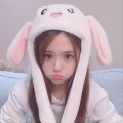 Cute Plush Bunny Rabbit Ear Wiggle Dance Hat Cap SE11227 | Coreana ...