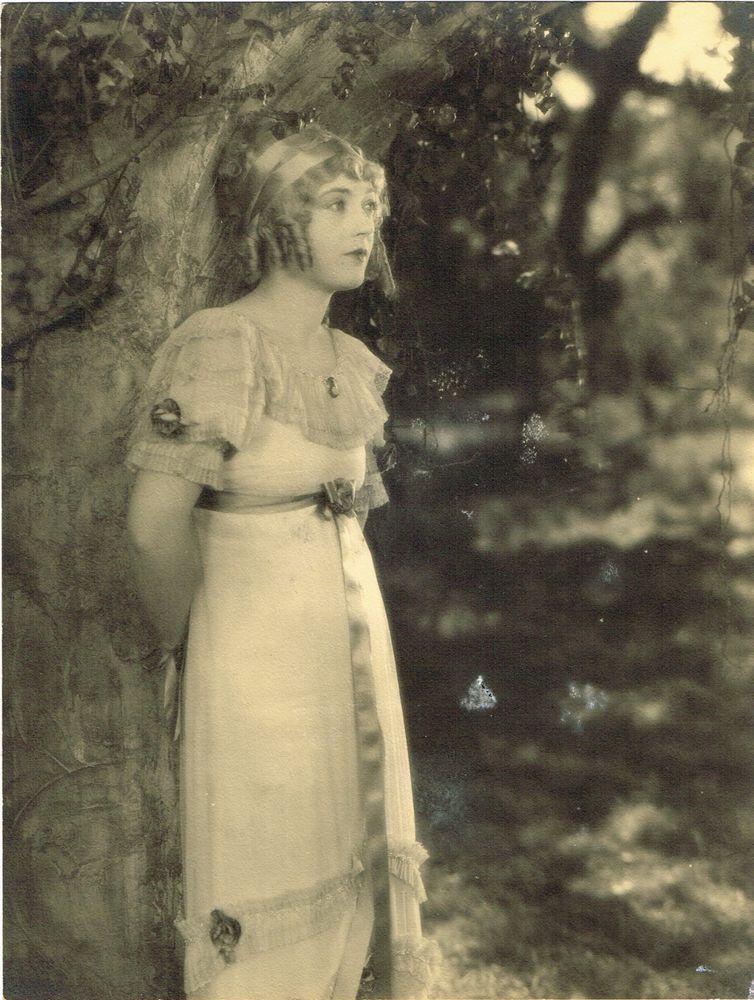 "QUALITY STREET (1927) Silent Film Drama with Marion Davies ""Rush Proof"" Photo #1"