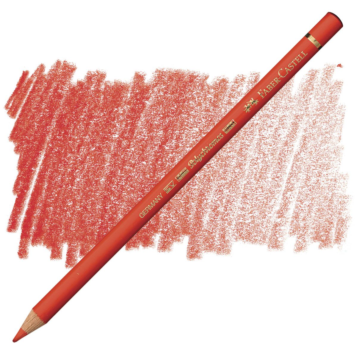Faber Castell Polychromos Pencil Indian Red