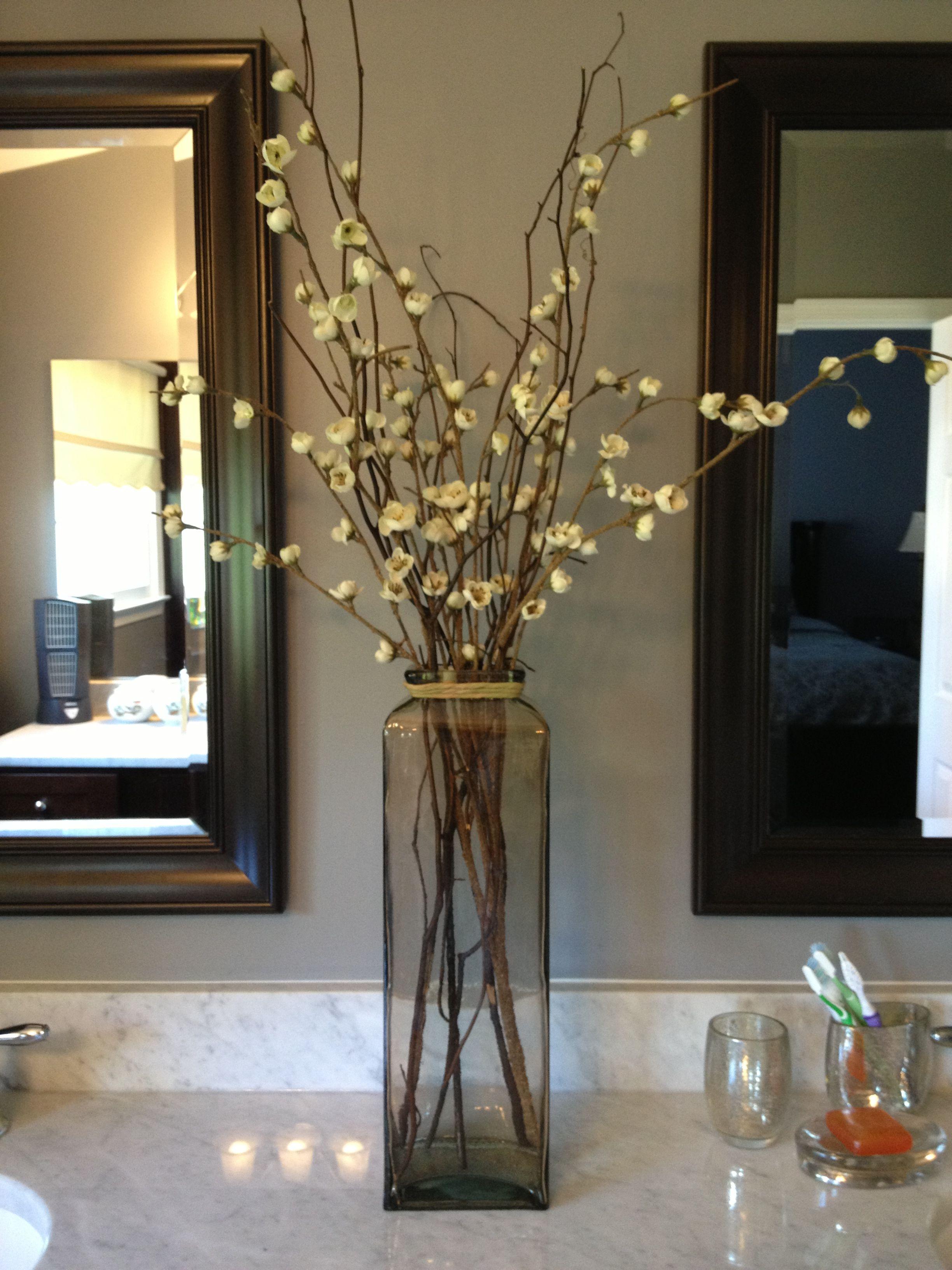 Bathroom Flowers Flower Arrangements, Bathroom Flower Arrangements Ideas