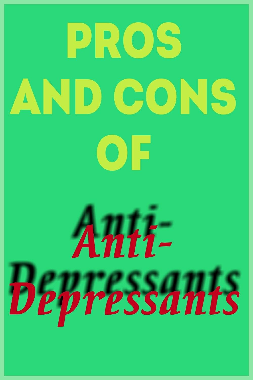 antidepressants dating