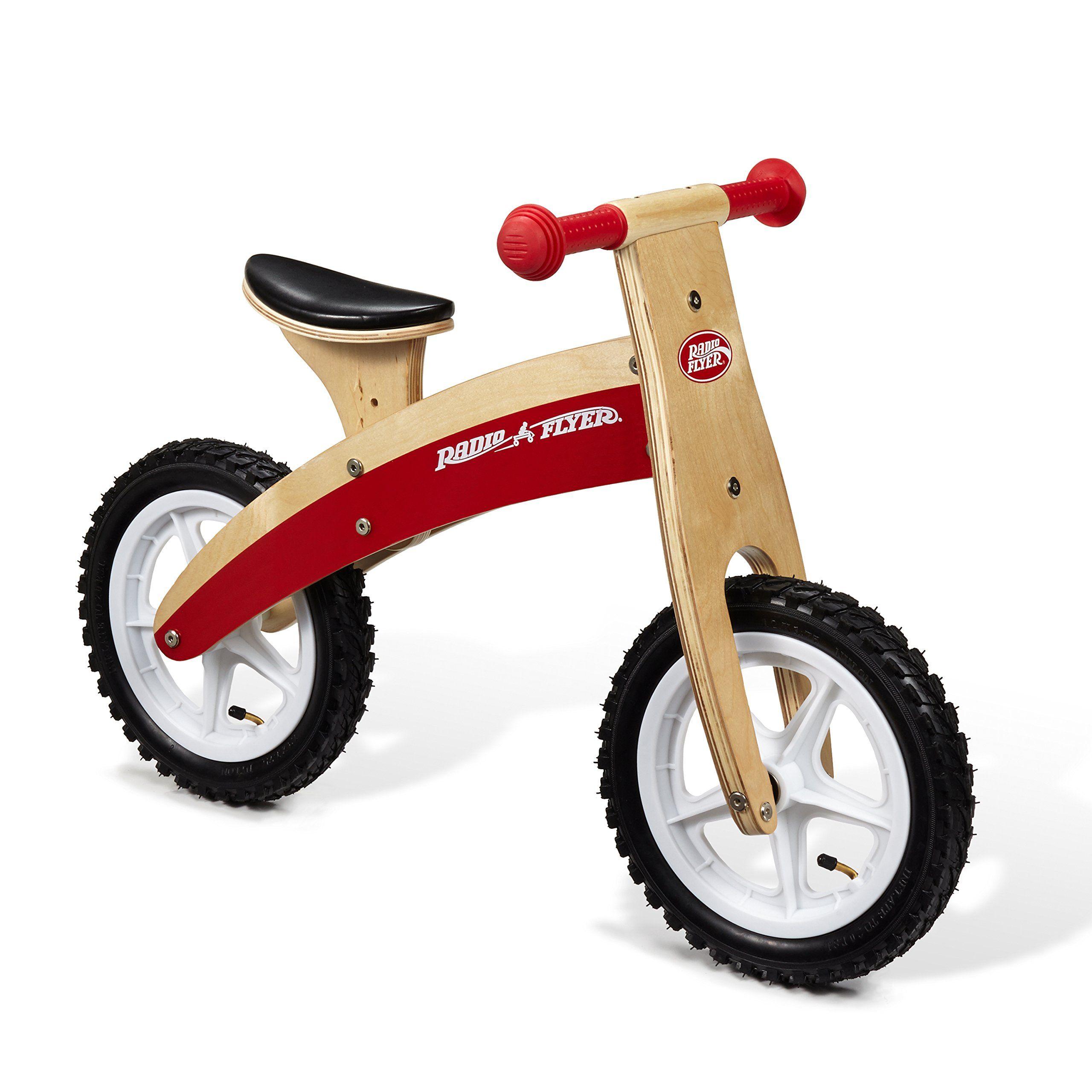 Radio Flyer Classic Glide Go Balance Bike A Balance Bike Vs A