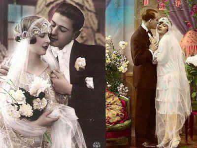 Tendência para as noivas: anos 20