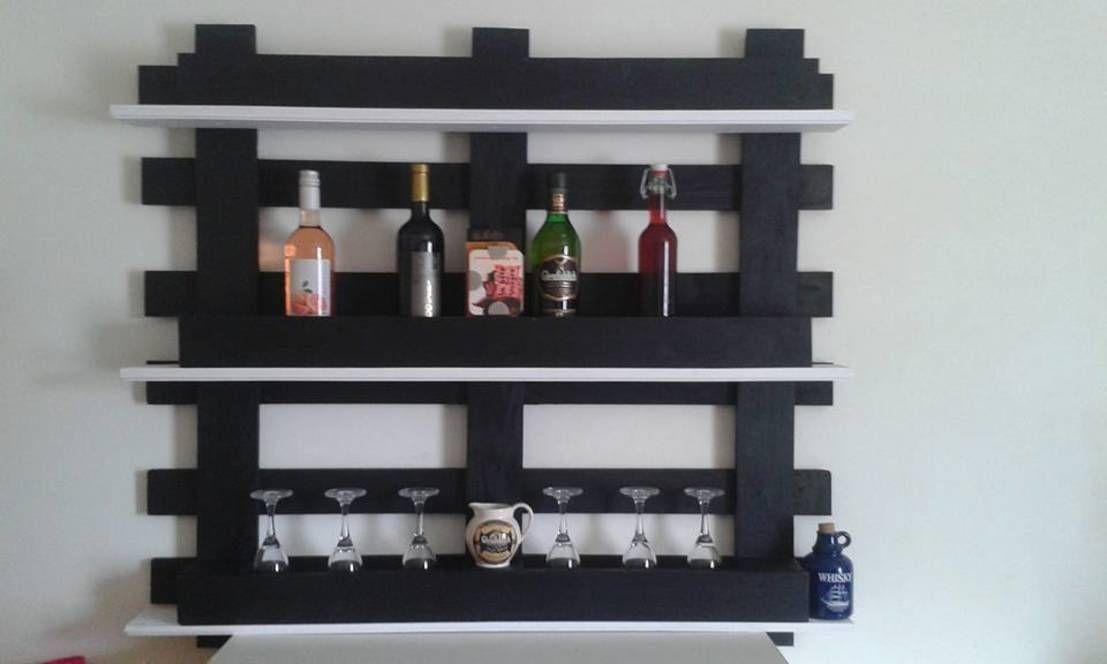 meubles en palettes effet de mode ou bonne id e livres. Black Bedroom Furniture Sets. Home Design Ideas