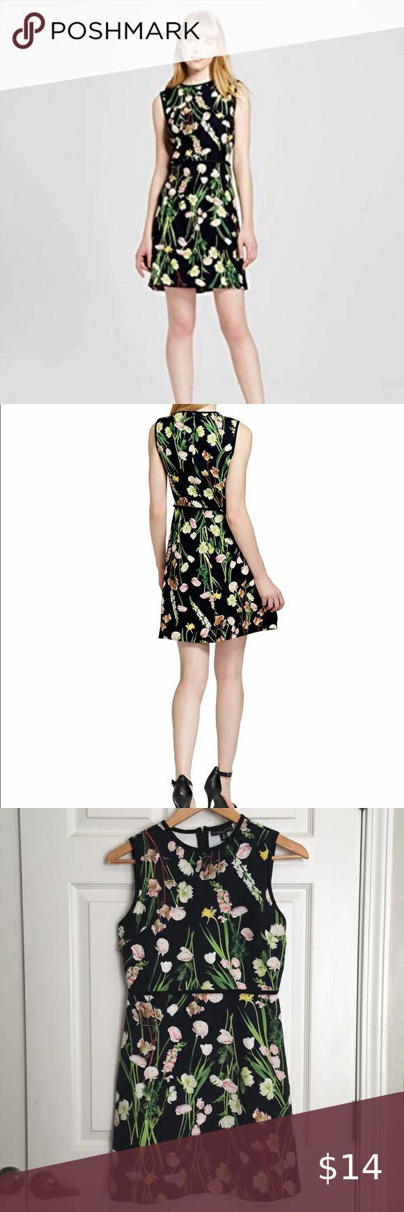 Victoria Beckham Black Floral Dress In 2020 Floral Dress Black Victoria Dress Victoria Beckham Dress [ 1740 x 580 Pixel ]