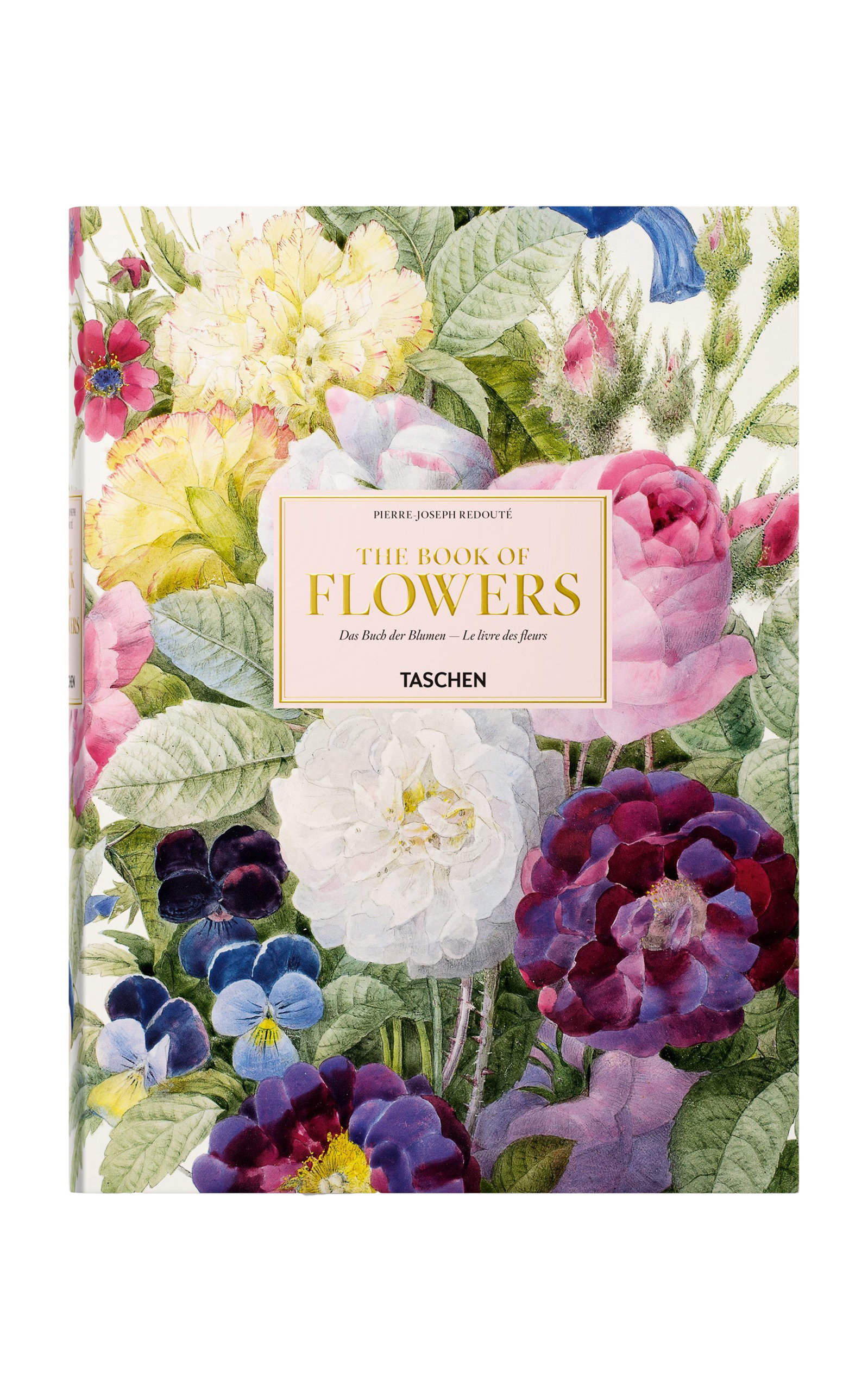 Taschen Redoute The Book Of Flowers Hardcover Book In 2019
