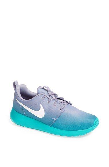Nike 'Roshe Run' Print Sneaker (Women | Nike free shoes