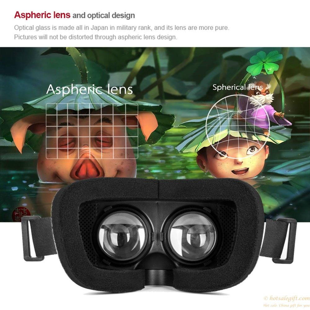 Omimo All-in-one Immersive Virtual Reality VR 3D Android Video