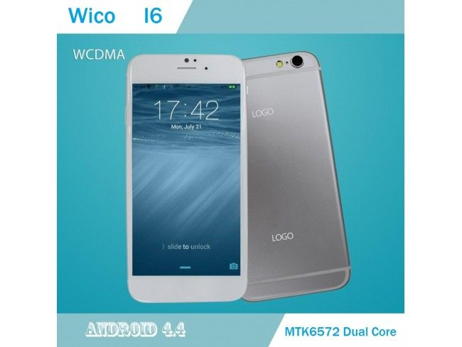 Wico I6 4 7 Inch 854x580 Android 4 2 2 Jelly Bean Os Cell Phone