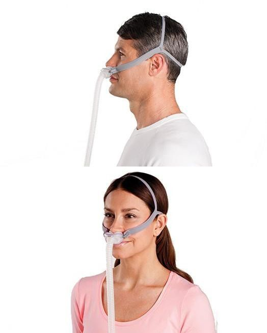 Resmed Airfit P10 Nasal Pillow Cpap Mask Headgear Salud Y