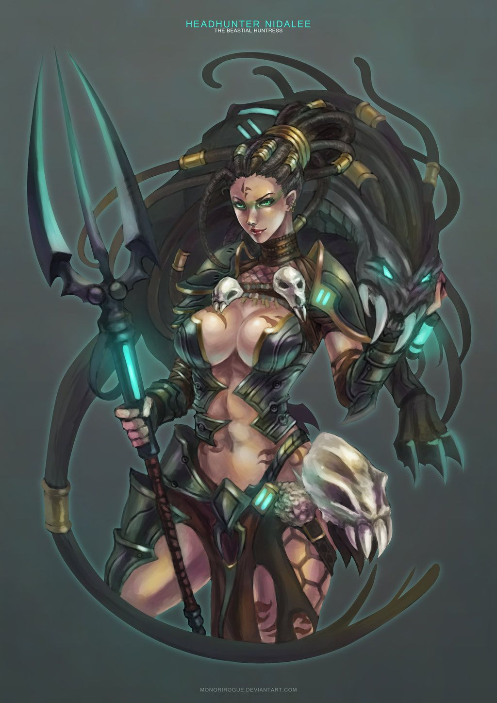 league of legends sexy girls posts tagged nidalee characters i like a wide variety of art and can be unusually random sometimes only i do not own any of these images this is art for adults