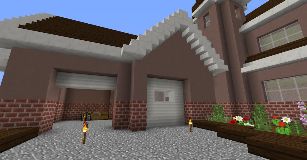 Moderno Pe Buenas Ideas De Cocina Minecraft Festooning - Ideas de ...