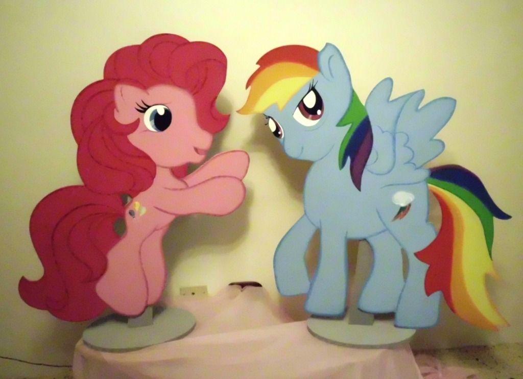 Pi atas grandes infantiles mi little pony buscar con for Decoracion de pinatas infantiles