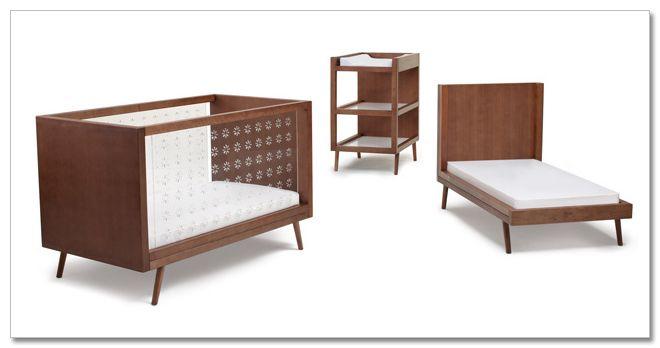 Mid-Century Modern child's furniture | Modern kids ...