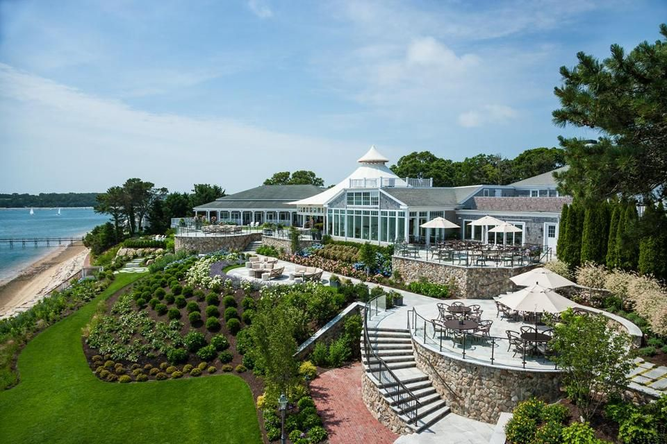 Cape Cod Hotels >> For The First Time Cape Cod Has A Five Star Hotel News Boston