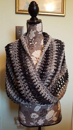 File0_medium | crochet | Pinterest | Chal, Tejido y Ponchos