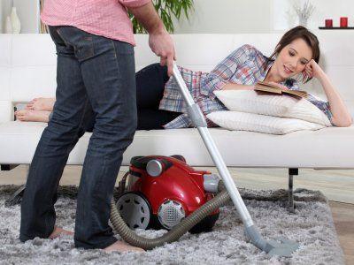 C mo hacer que tu pareja ayude con la limpieza de la casa - Que hacer en pareja en casa ...