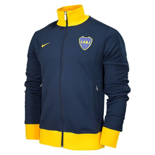 8875c4c34 Nike Boca Juniors Authentic N98 Soccer Jacket