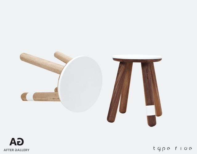 Choco pie stool - Photo 1   Image courtesy of Type Five, AfterGallery