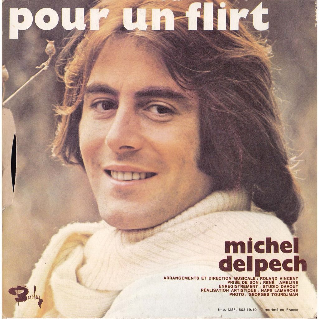michel delpech pour un flirt chomikuj So we had a bit of fun with this one somewhat excentric, very joyful cover song of the suave 1971 hit song by french pop crooner michel delpech cover of michel delpech's 'pour un flirt' by marianne dissard check out the 1971 original here : wwwyoutubecom/watchv=vlga_tqrhew lead vocals / mixing / production.