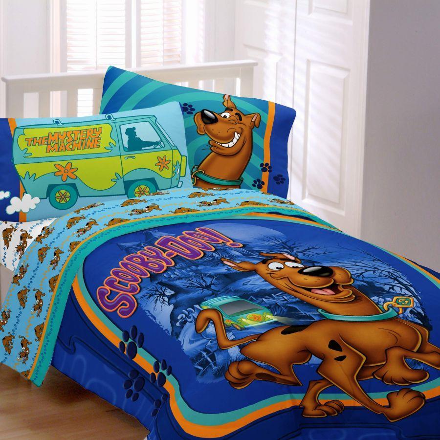 Scooby Doo Bedding Set Scooby Scooby Doo Kids Scooby Doo
