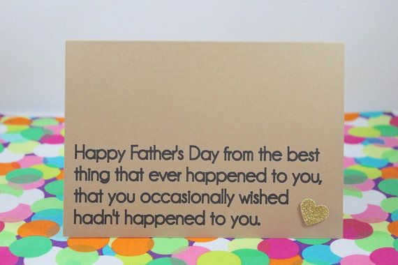 Hey, I found this really awesome Etsy listing at https://www.etsy.com/listing/234633774/funny-fathers-day-card-happy-fathers-day