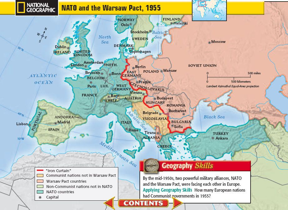 was the cold war inevitable after world war ii Discuss the inevitability of the cold war following the end of world war ii, and  any other outcomes that may have emerged.
