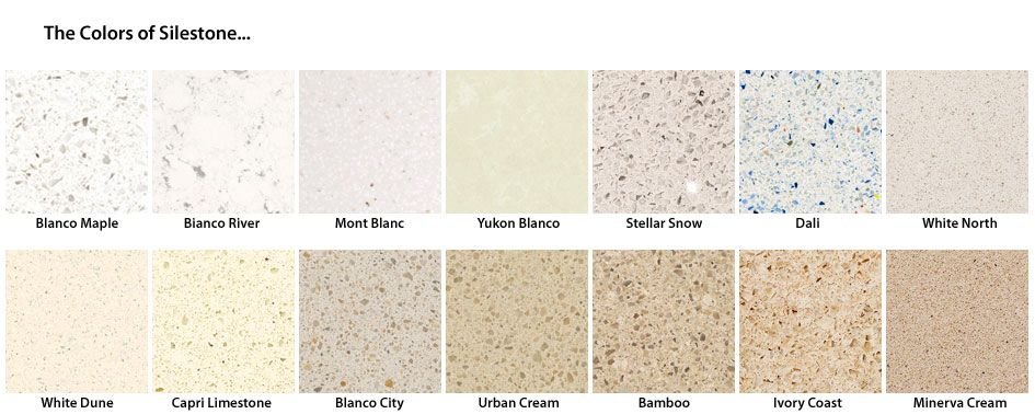 Silestone Countertops Colors Slubne