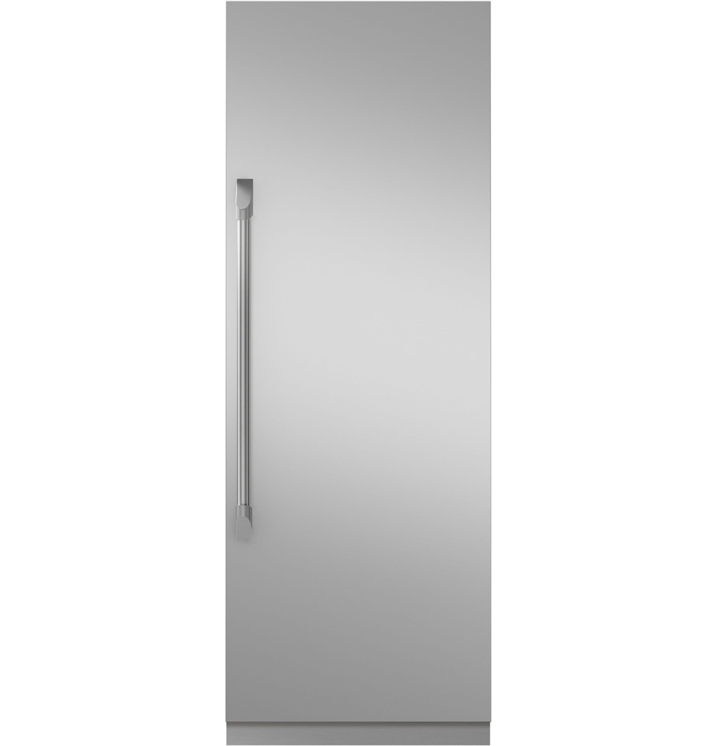 Zir300npkii Monogram 30 Integrated Column Refrigerator Monogram Appliances Stainless Steel Doors Steel Doors Monogram Appliances