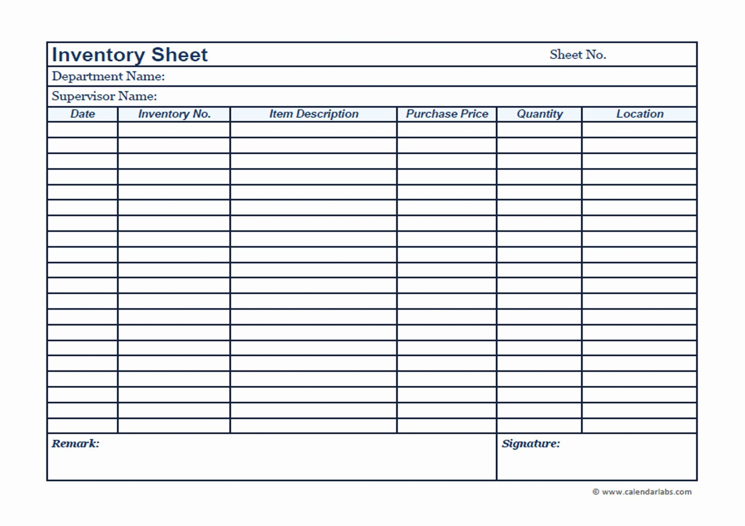 Printable Inventory List Template Inspirational Business Inventory Template Free Printable Templates List Template Templates Spreadsheet Template