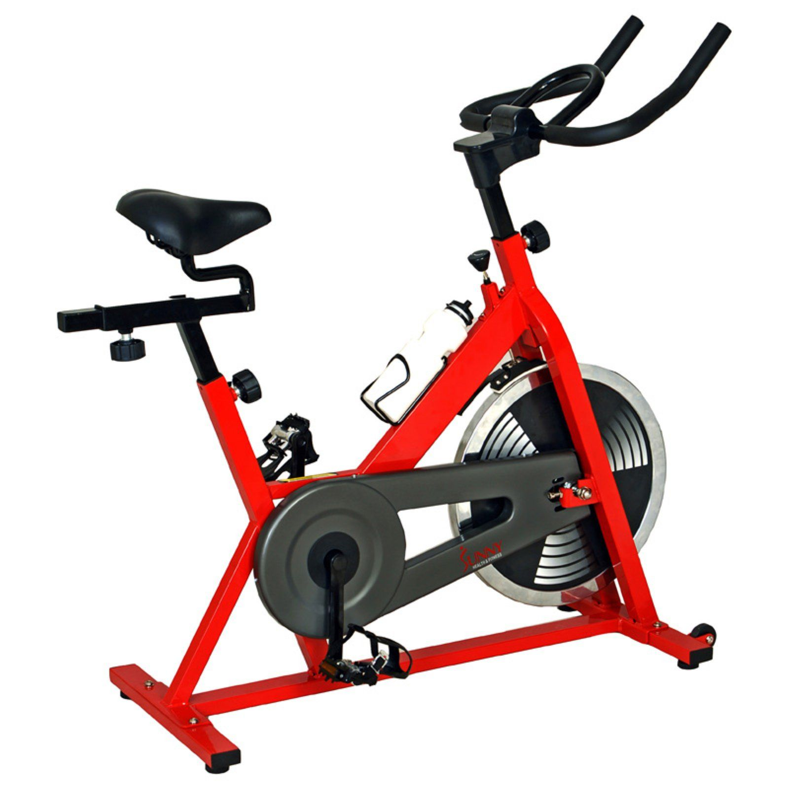 Sunny Health Amp Fitness Indoor Cycle Trainer 30 Lb