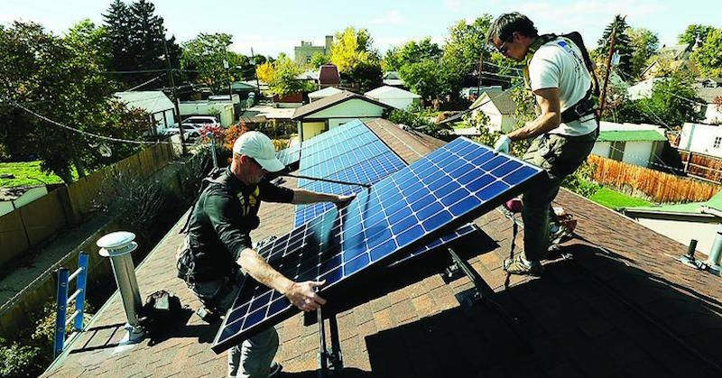 Nevada Penalizes Solar Energy Users With Hefty 40 Tax Increase Expand Your Consciousness Solar Solar Panels Solar Solutions