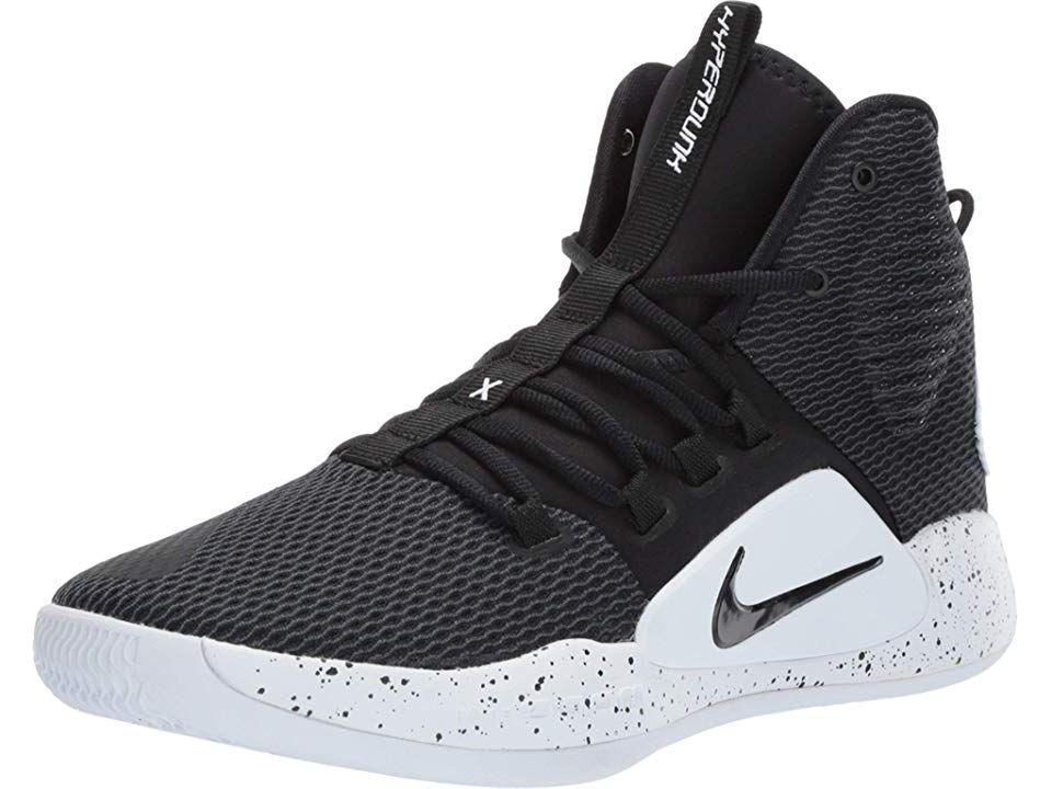 fa33e13f3af2b Nike Hyperdunk X Men s Basketball Shoes Black Black White