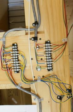 wiring best practices for model railroads model train how to do rh pinterest com Model RR Wiring Block Wiring for Model Railroads
