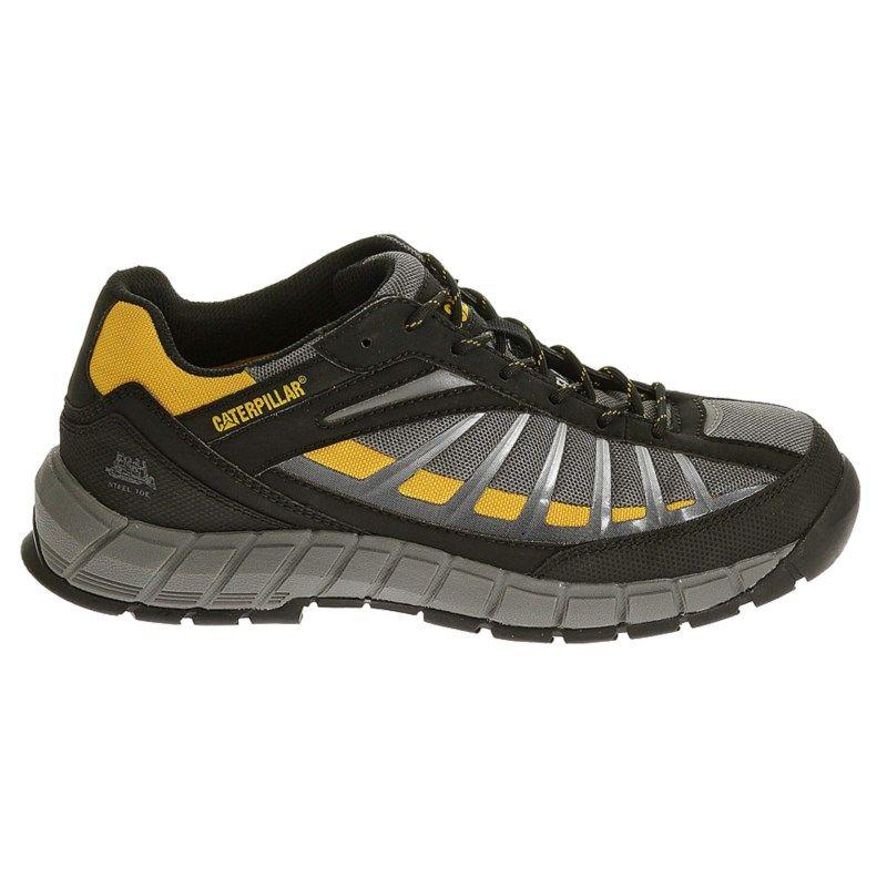 1196ab996cd Men's Infrastructure Medium/Wide Steel Toe Work Shoe   Products ...