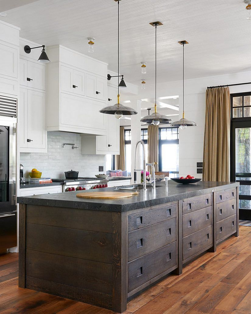 Pin de Renae Smith en Kitchens | Pinterest | Cocina moderna, Cocinas ...