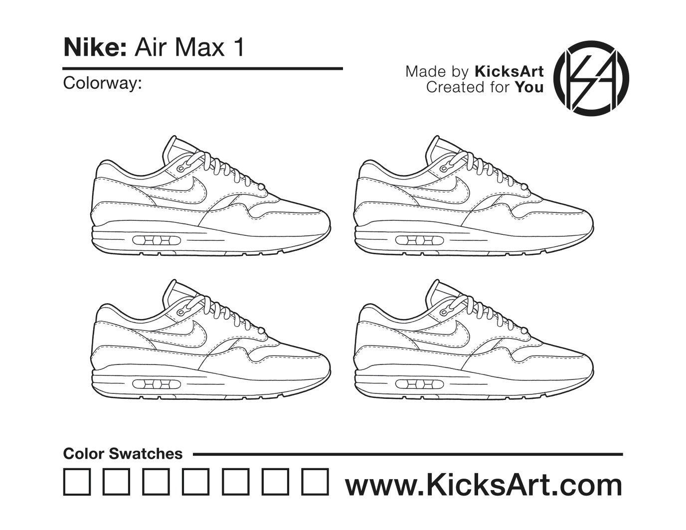 Nike Air Max 1 Kicksart Air Max Air Max 1 Nike Air Max