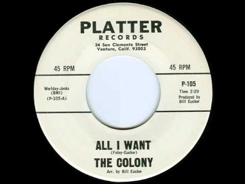 Colony - all I want