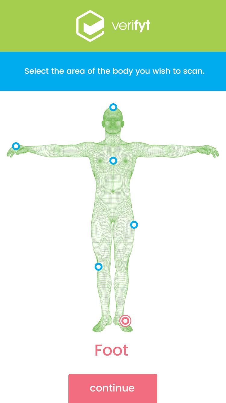 Verifyt mobile 3D scanning app & end-to-end platform, by