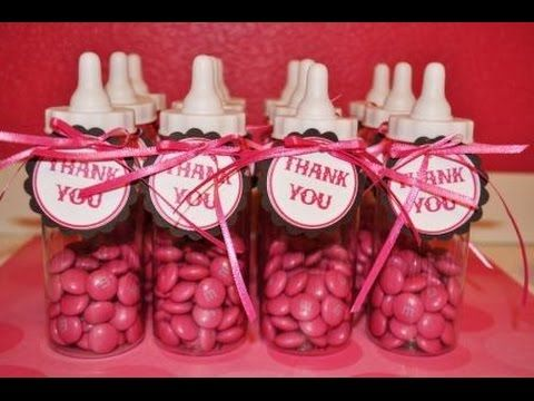 Baby Shower Party Favors Ideas | Baby Shower Party Favor Ideas For a Girl