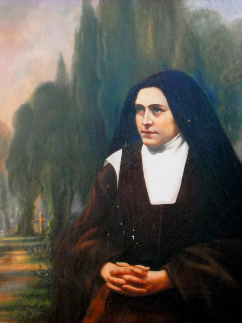 St Thérèse of Lisieux O.C.D. (1873 1897) also known as