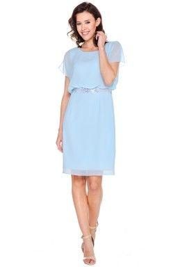 Sukienki Na Wesele Odzież Damska Balladinecom Polska Moda