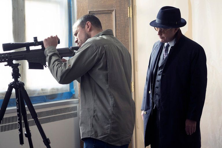 "The Blacklist - Season 3 Photo from the episode ""Alexander Kirk #14: Conclusion"""