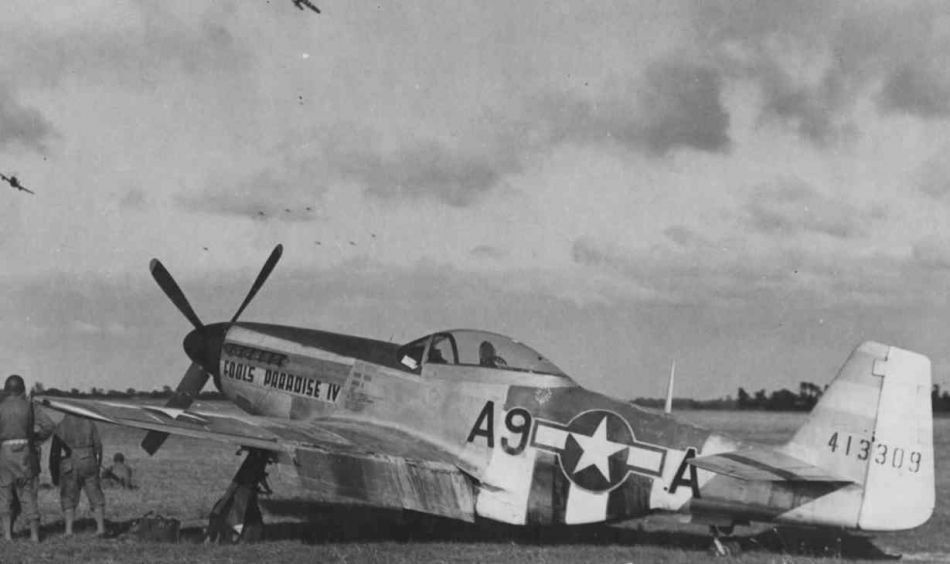 The 363rd Fighter Group in World War II: in Action over Germany with the P