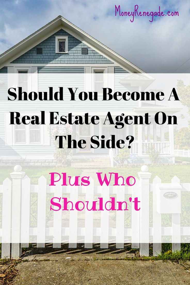 Should You Become A Real Estate Agent? | Real estate ...