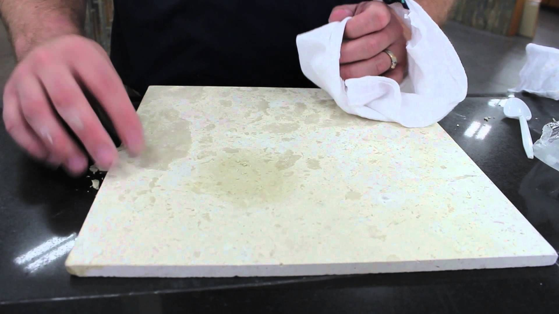 Youtube How To Clean Stone Tile Stained Diy Stain Remover